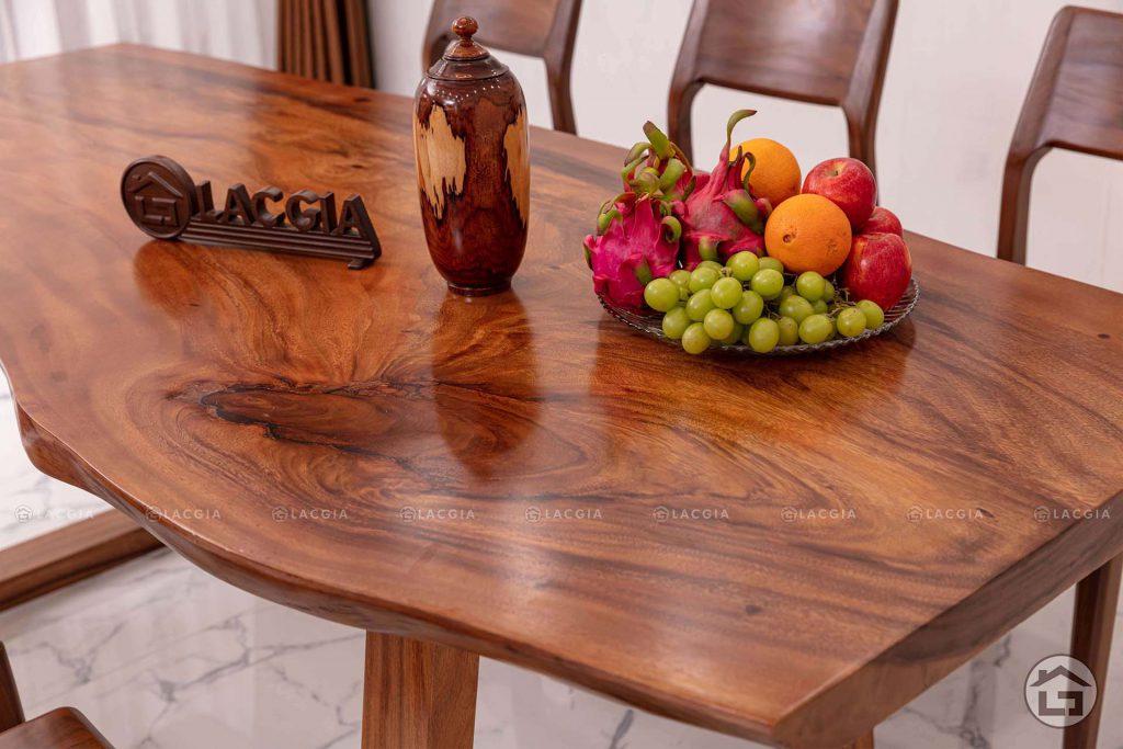 Bàn ghế ăn gỗ đẹp BA15