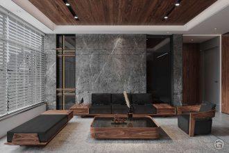 Sofa gỗ hiện đại Elite Plus