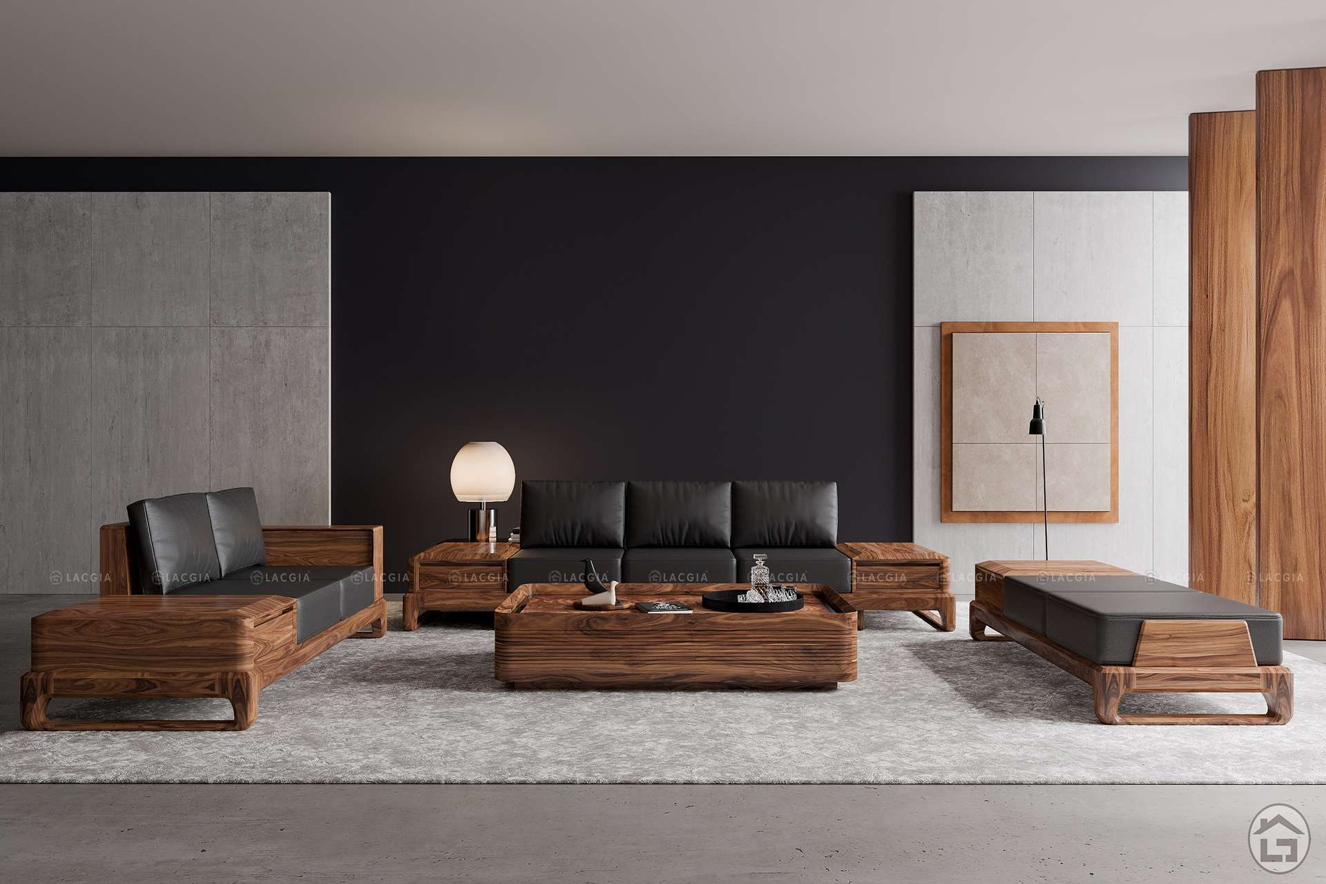 Đơn vị cung cấp nội thất gỗ uy tín luôn mang tới sự hài lòng về chất lượng
