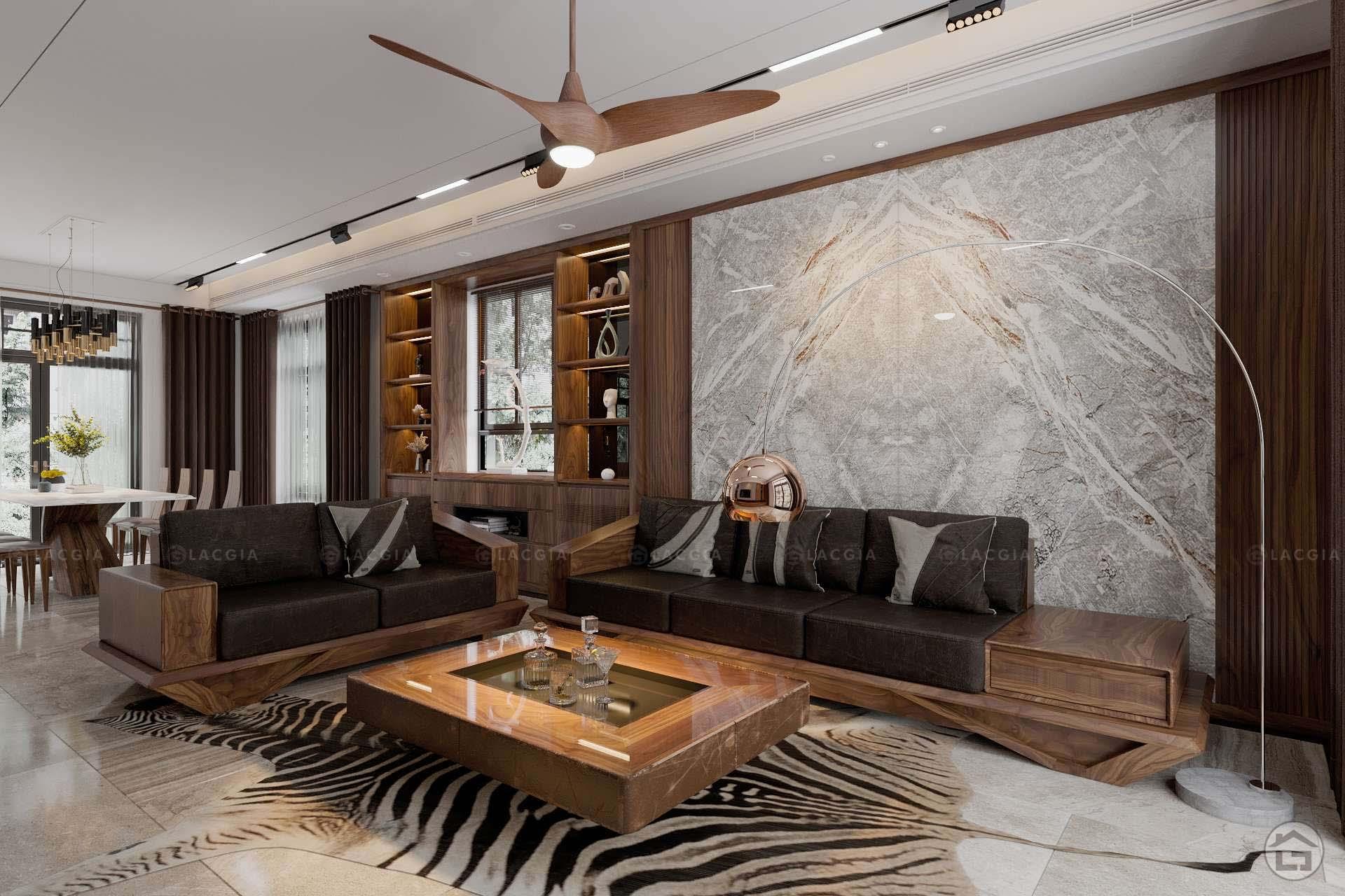 6 nguyên tắc vàng khi thiết kế nội thất phòng khách