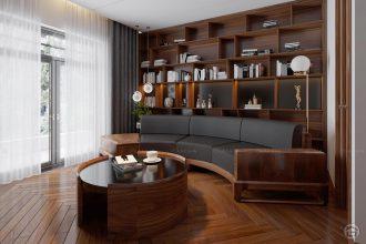 Thiết kế nội thất đơn lập Ocean Park