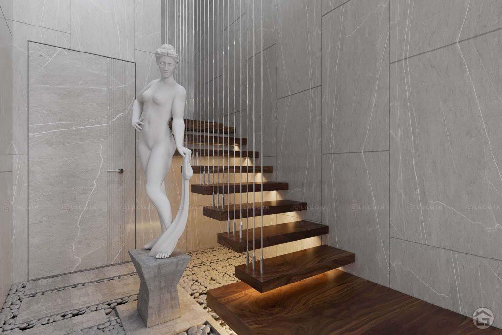 Nguyên tắc cần chú ý khi thiết kế cầu thang đẹp