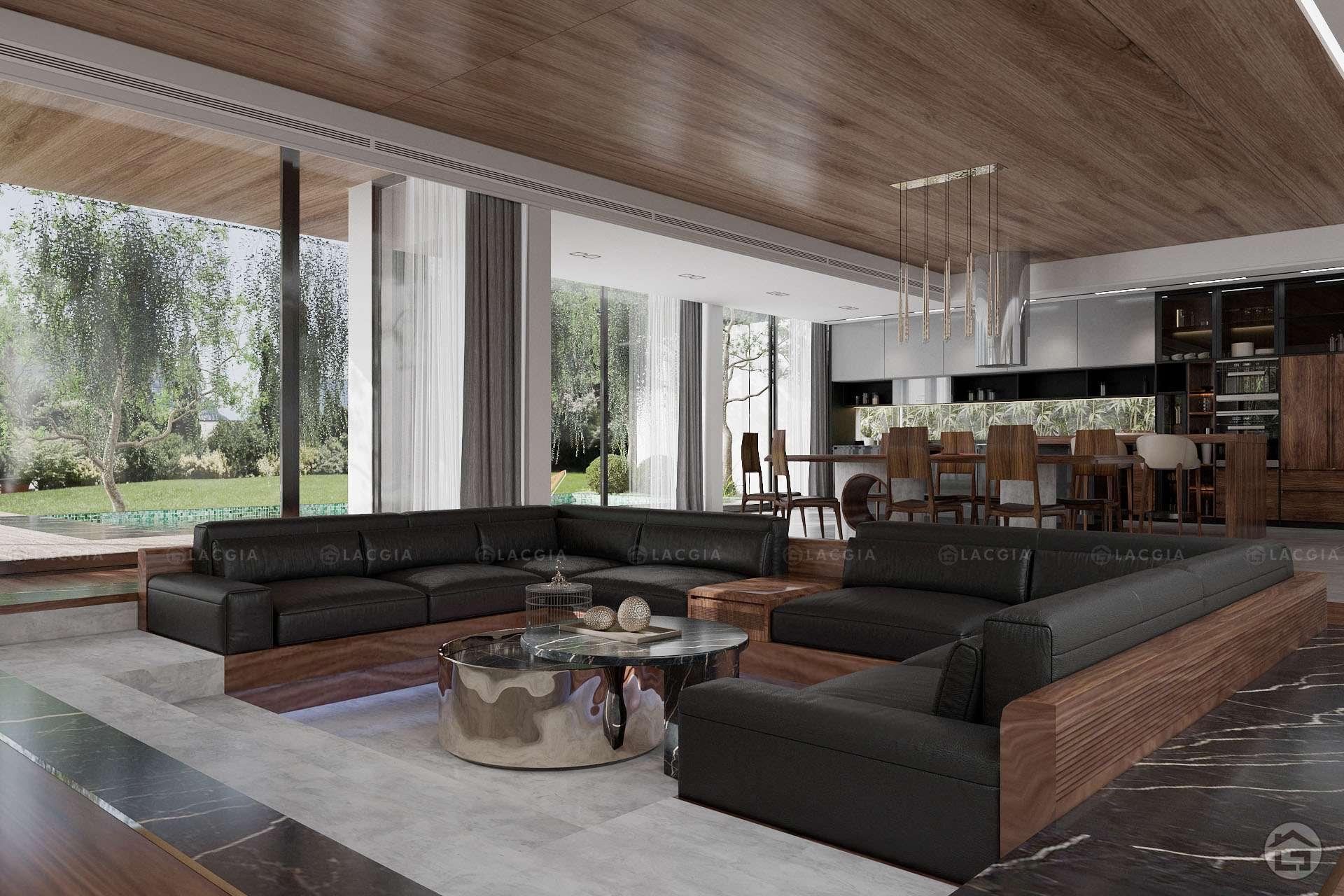Nội Thất Lạc Gia chuyên thiết kế và thi công nội thất chung cư, biệt thự, khách sạn