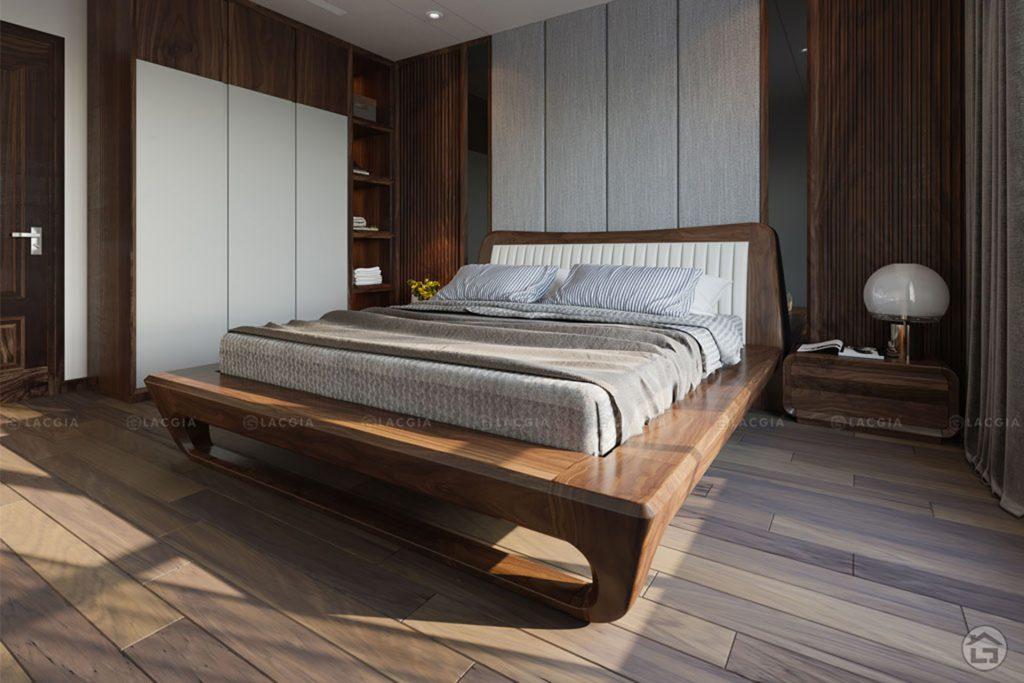 Thiết kế nội thất chung cư Iris Garden cao cấp