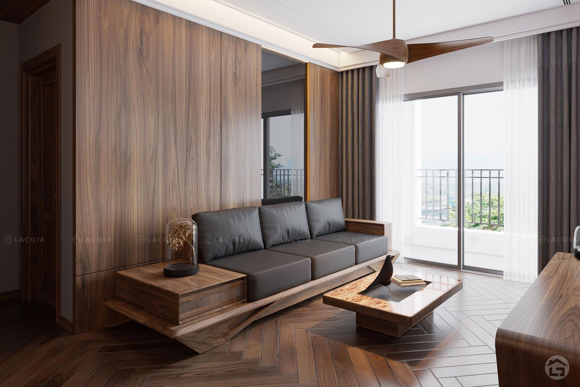 Nội Thất Lạc Gia – đơn vị thiết kế nội thất biệt thự chuyên nghiệp