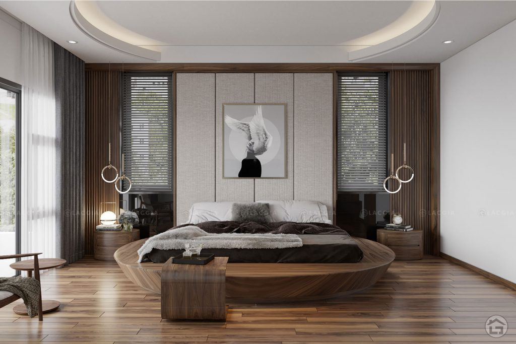 Mẹo trang trí phòng ngủ bằng tranh ảnh giúp cho căn phòng trở nên ấm áp và gần gũi hơn rất nhiều
