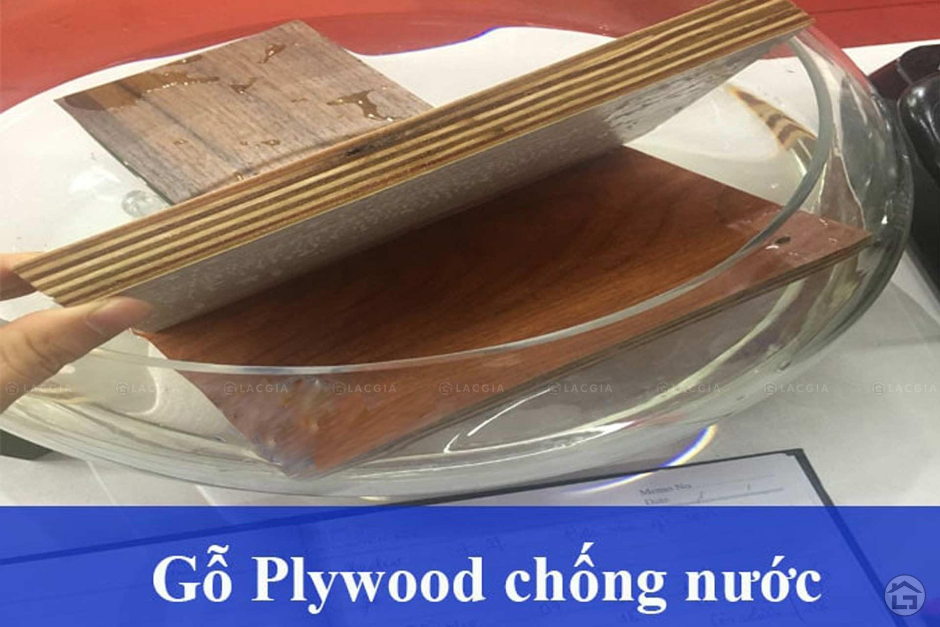 Gỗ Plywood sở hữu những thế mạnh riêng biệt về đặc tính