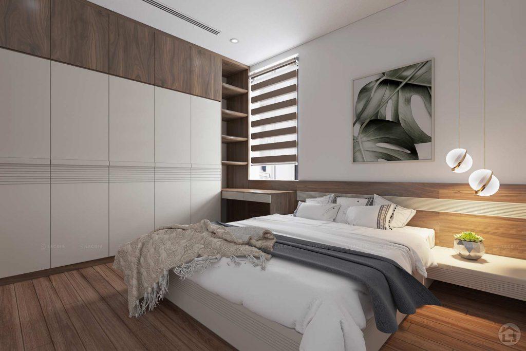 Những nội thất cơ bản cho không gian phòng ngủ