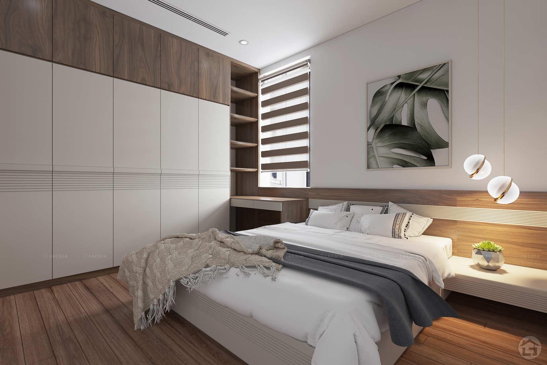 Hướng giường được xác định theo Bát Trạch phong thủy