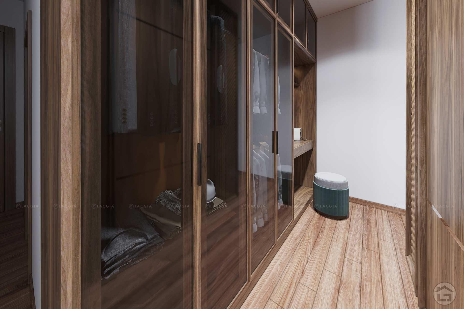 Sàn nhà gỗ làm bằng chất liệu Plywood