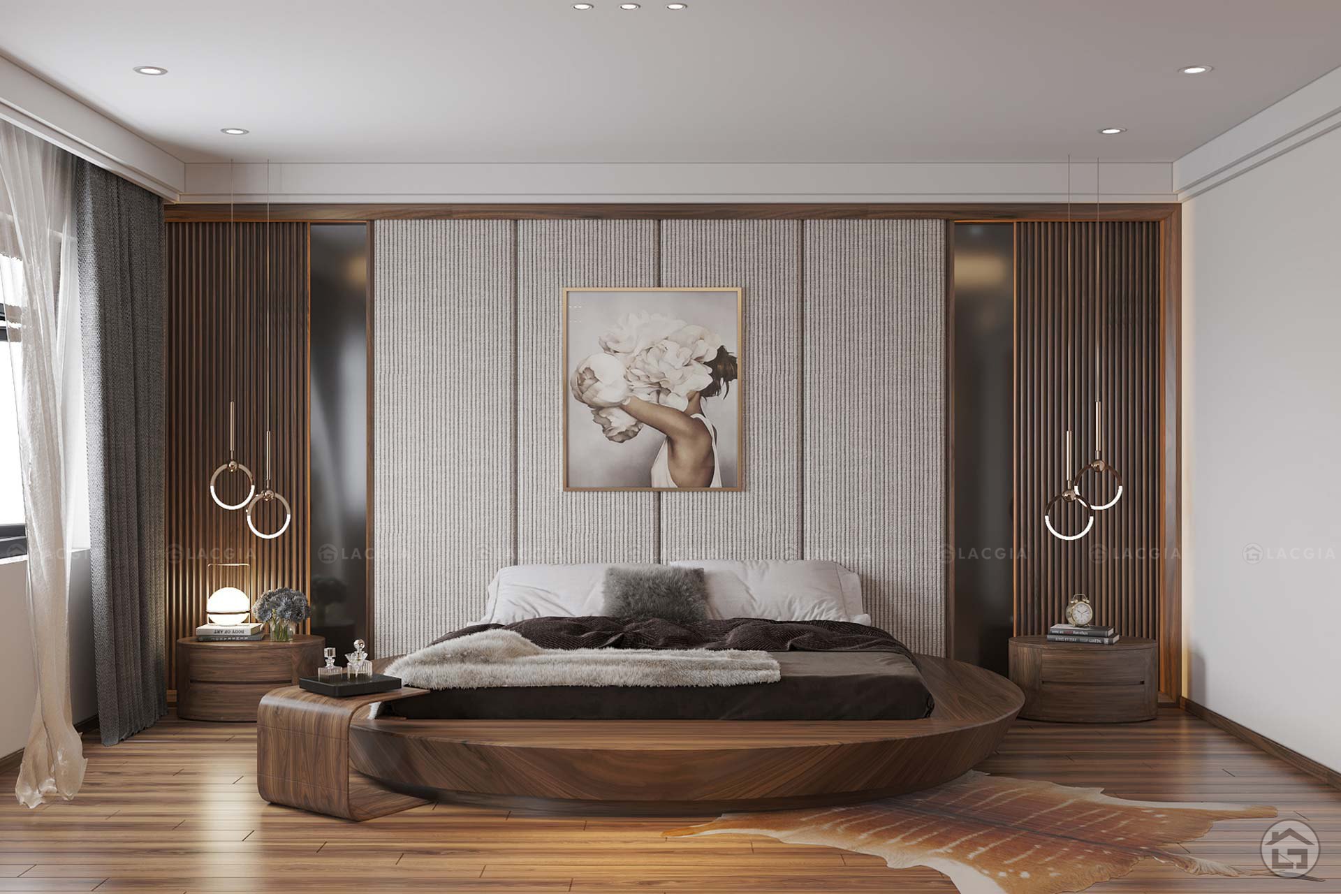 Thiết kế nội thất biệt thự liền kề An Vượng - Dương Nội
