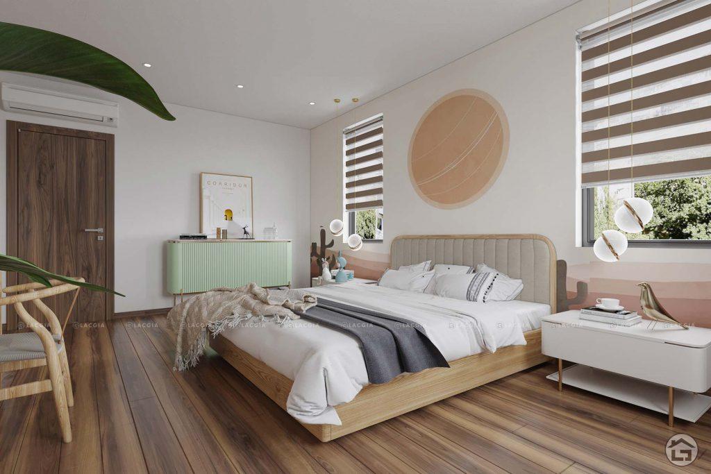 Mẫu thiết kế phòng ngủ đẹp cho bé gái từ 15 tuổi