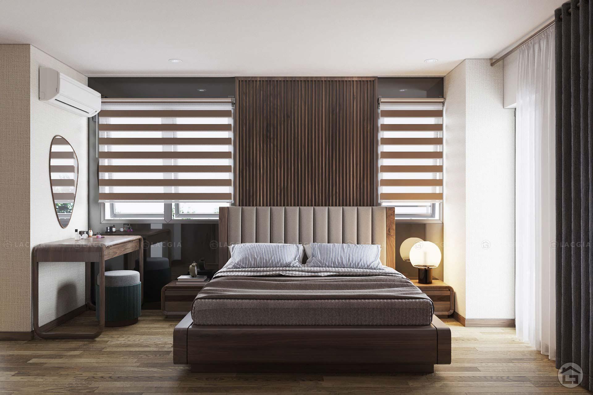 Sự đơn giản trong thiết kế nội thất bao giờ cũng đi kèm với sự tinh tế