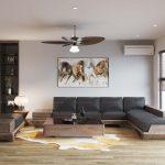 Thiết kế nội thất căn hộ chung cư Iris Garden