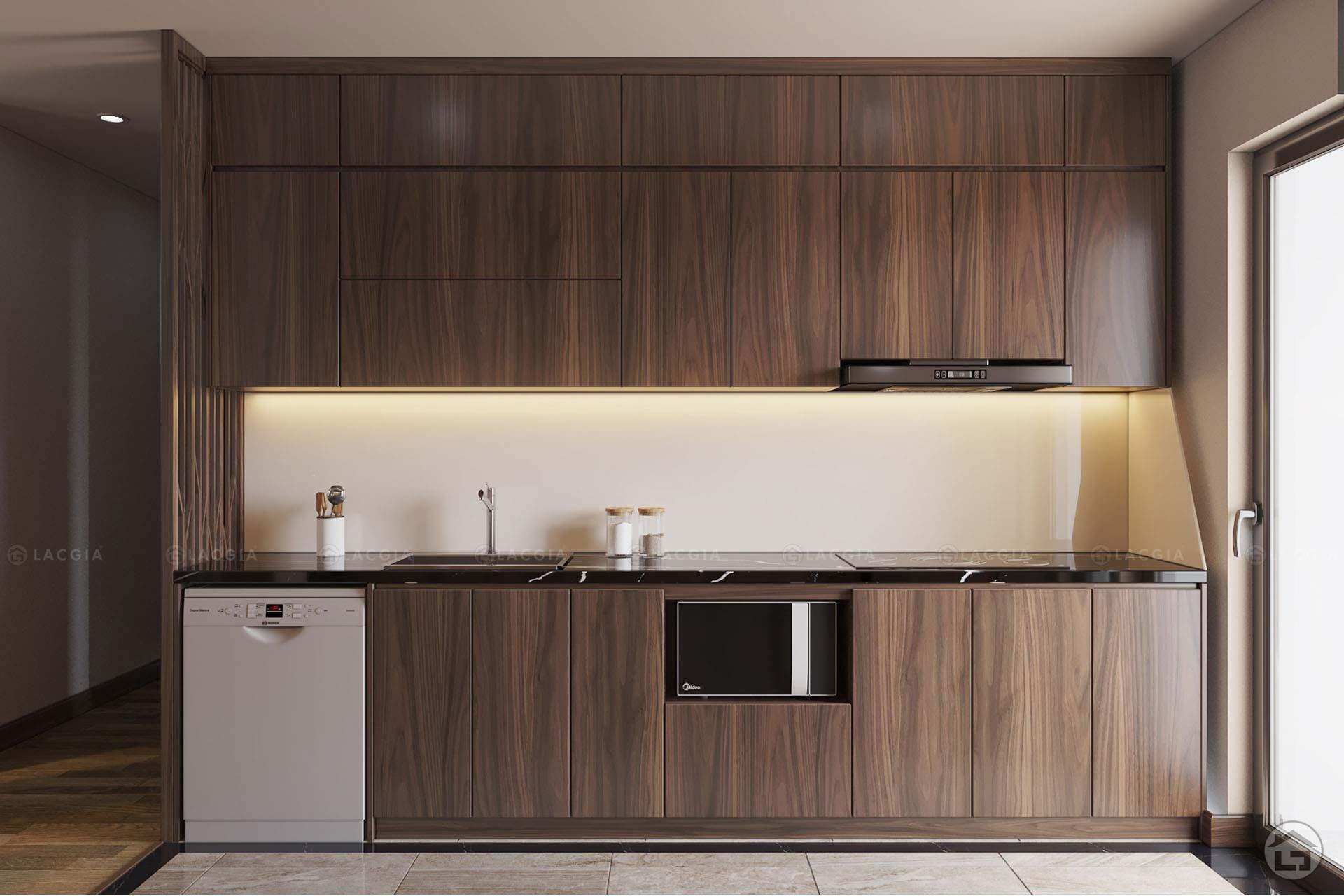 Nội Thất Lạc Gia – Địa chỉ thiết kế căn hộ 3 phòng ngủ uy tín