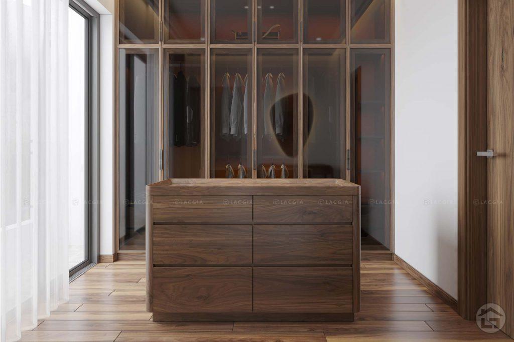 Tủ quần áo gỗ cao cấp TA15