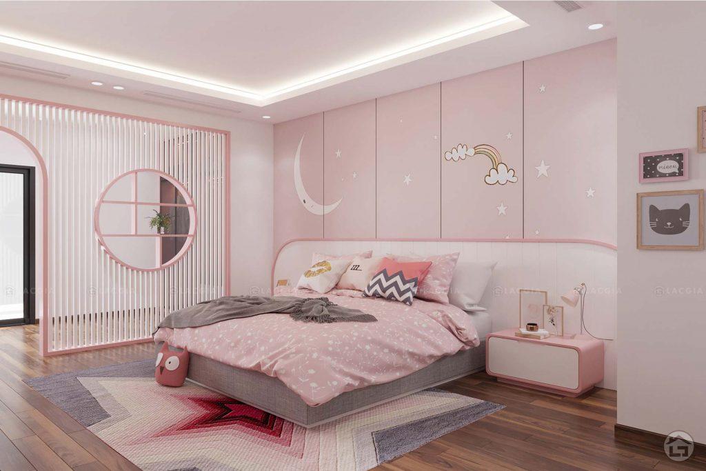 Thiết kế nội thất biệt thự hiện đại Anh Huy - Quảng Ninh