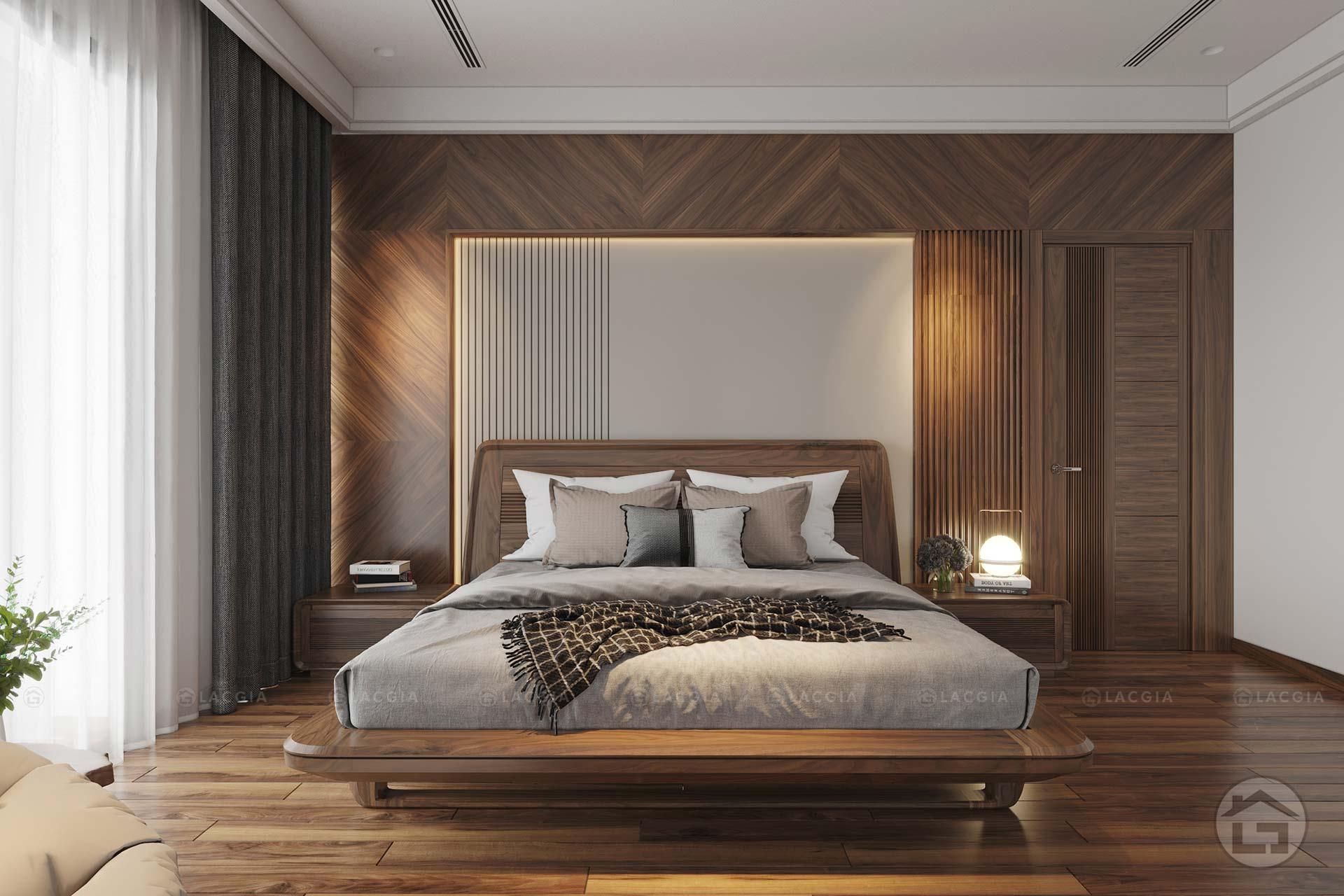 Mẫu phòng ngủ master đẹp nhất hiện nay