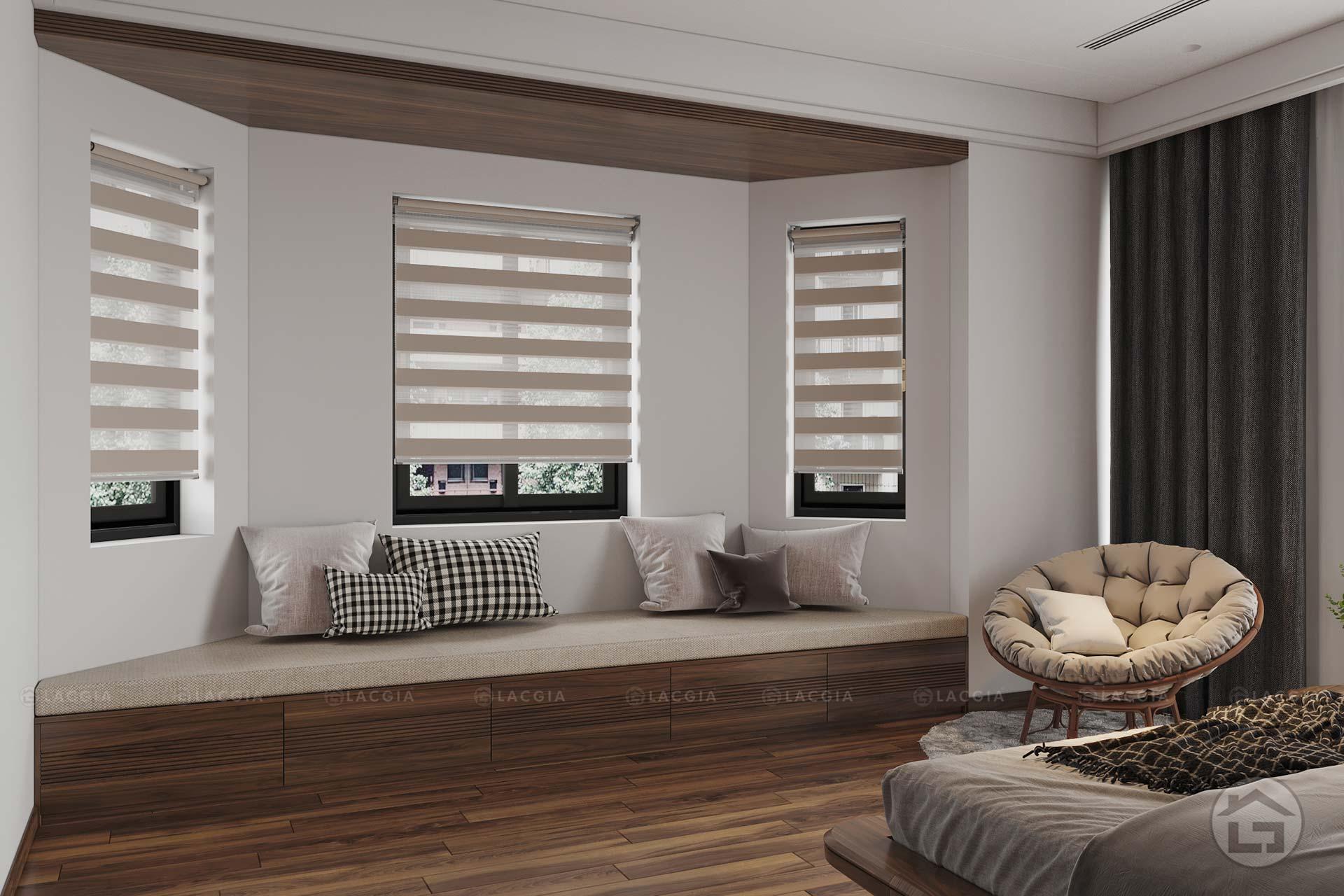 Thiết kế nội thất biệt thự Vinhomes Riverside