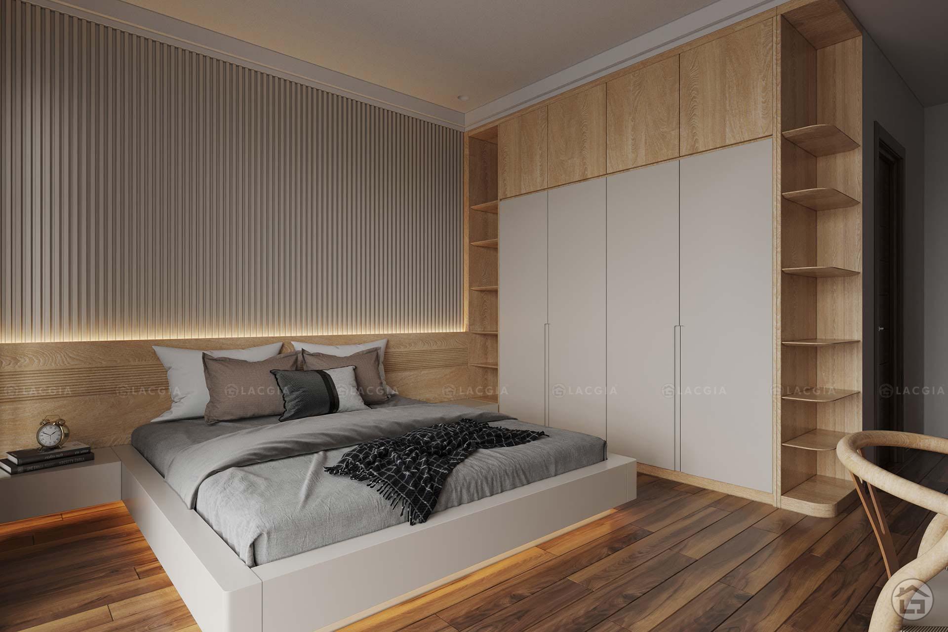 Ưu tiên sử dụng nội thất thông minh bằng vật liệu gỗ công nghiệp