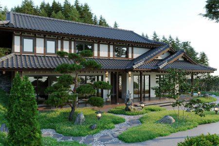 Thiết kế nội thất biệt thự sân vườn, nhà vườn